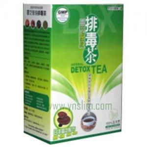 Quality Lingzhi Herbal Detox Tea for sale