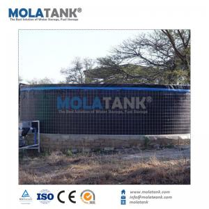 Molatank High Quality Best Price 1000L Steel Mesh Water Tank
