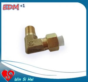 China Wire Cut Lower Water Pipe Fitting Mitsubishi EDM Parts / EDM Wear Parts M682 on sale