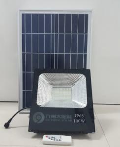 China New one! Reasonable price! 100W Solar Photosensitive Induction Spotlight on sale