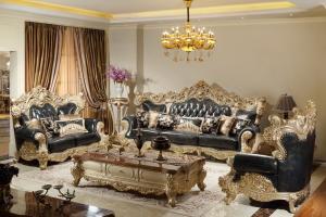 Wondrous Luxury Classic Living Room Sofa Sets Online Direct Sales Creativecarmelina Interior Chair Design Creativecarmelinacom
