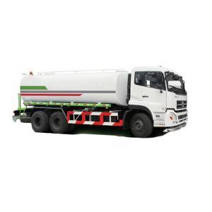 China High Pressure Road Water Sprinkler Truck / Big Capacity Water Tanker Truck on sale