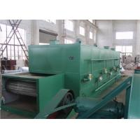 400 Kg/H Hot Air Drying Oven Stainless Steel Conveyor Belt Dryer DW1.2×10