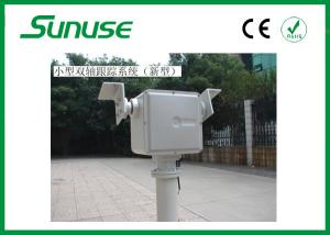 China Alternative energy solar tracking system efficiency with solar panels for home use on sale