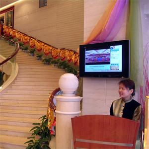 China Hotel 32 LED Commercial Digital Signage Advertising Monitor Support PAL / NTSC on sale