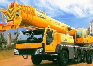 China Durable Construction 90t Hydraulic Mobile Crane, QY90k XCMG Truck Crane on sale