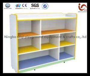 China Toy shelf/cabinet , Book Cabinet, Children Furniture imported PU and PVC school furniture on sale