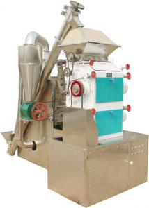 China Chili Powder Grinder Machine Manufacture on sale