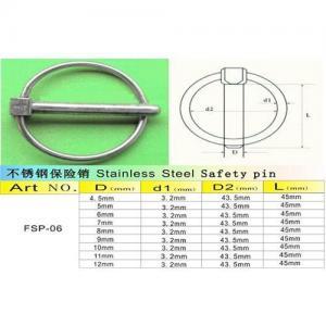 FSP-06 DIN11023 Lynch Pin ,linch pin , Wire Lock Pins , lock pin ...