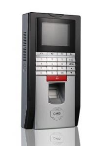 China F131 Fingerprint door lock access control system biometric time recording machine with software on sale