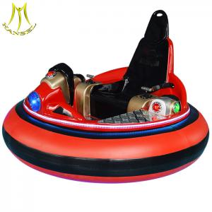 China Hansel remote control fiberglass battery operated rides for playground on sale