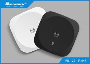 China Qi Wireless Charging Pad For Samsung Note 8 / Wireless Cell Phone Charger on sale