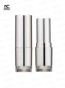 China XK6027 Lipstick tubes cosmetics packaging cases empty plastic packaging container on sale