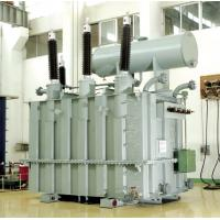 Single Phase Shell Type Transformer , 35kV Electric Arc Furnace Transformer