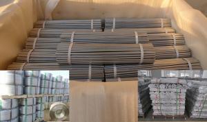China Grain Refiner AlTiB, Aluminium master alloys AlSi50, АЛЮМИНИЙ-ТИТАН 5%-БОР 1 % ALTI5B1 on sale