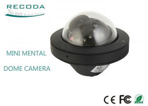 China IR Dome Camera Waterproof Vehicle Surveillance Cameras Metal AHD 1.3MP / 2MP on sale