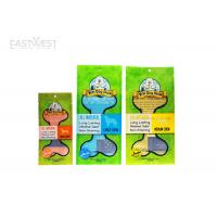Reclosable Zipper Stand Up Pet Food Pouches Heat Sealed Direct Color Printing
