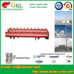 Haute pression électrique de tubulures d'en-tête de chauffe-eau, systèmes divers de chauffage