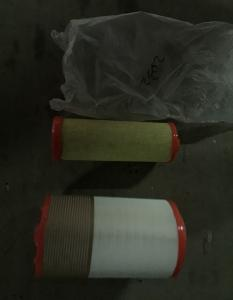 China High Performance Truck Spare Parts Air Filters Standard Size OEM Service on sale
