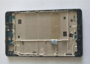 China Smart Phone Middle Frame Injection Plastic Parts With Engineering ABS Coating Surface on sale