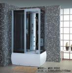 MSD-6002 high quality showeroom family hotel toilet washing room aluminum glass economical