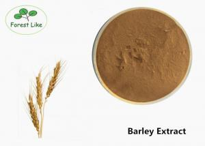 China 80 Mesh Powdered Herbal Extracts Barley Extract Powder Antibacterial HPLC on sale