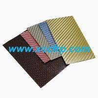 0.2mm carbon fiber decoration sheet 3K Carbon fiber flexible sheet