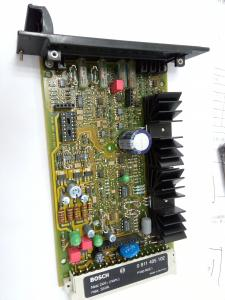 China Bosch Rexroth  amplifier 0811 on sale