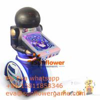 Best Kids Game Machine Manufacturer in China Kids Robot Screen Pinball With CE Certificate For Sale