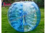 Bubble Guppies Suitcase Clear Color Inflatable Knock Ball For Children Inflatable Soccer Ball Xp