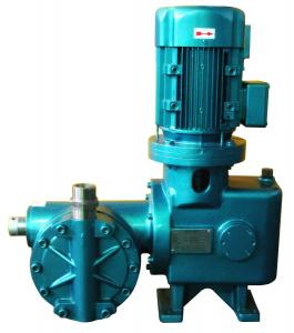 China Double Electric Driven Diaphragm Pumps , Liquid Diaphragm Pump 570 LPH 40 Bar on sale