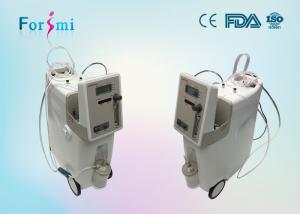 China High pressure atomizing infusion portable hyperbaric oxygen facial machine for sale on sale