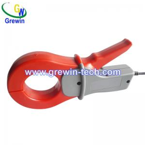 China Red High Voltage Clamp on Sensor Current Transformer Probe for Testing on sale