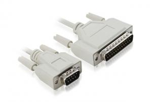 China DB9 RS232 female to DB25 cable,RS232 D-Sub 9 male for computer,TV cable on sale