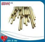 EDM Brass Multihole Elecytrode Tube 6.0x300mm for EDM Drilling Machine