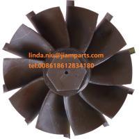 Caterpillar Industrial Truck Engine Turbo Shaft 451938-0001 GTA500201BS  For Garrett Turbo 716875-0001 Turbine Wheel