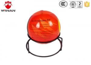 China Red ABC Dry Powder Extinguisher Fireball CE Approved Fire Ball For Firefighting on sale
