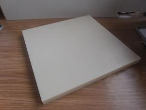 China light yellow color Heat resistance 160 ℃ Nylon Parts , Nylon sheet 1000mm on sale