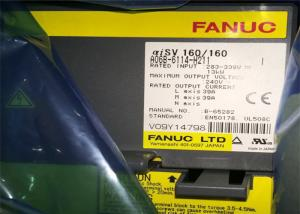 FANUC SERVO Amplifier 2 AXIS ALPHA i SERVO MODULE AC Servo Amplifier