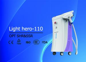 China Stationary Q Switched Nd Yag Laser Machine For Tattoo / Freckle / Pigment Removal supplier