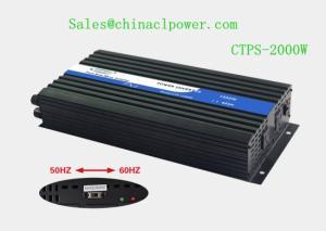 China 48V to 100V 2000W 50HZ/60HZ with dip Switch Pure Sine Wave Power Inverter  (CTPS-2000W) on sale