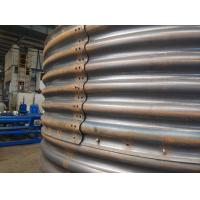 Assembly Corrugated Pipe Factory
