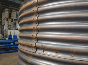 China Assembly Corrugated Pipe Factory on sale