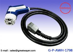 China J1772 EVSE Cord Vehicle Charging Cable Holder / Dock / Hanger for EV Charging Station on sale