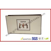 Clear Windows Chocolate Packaging Boxes , Special Cake Gift Box