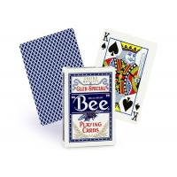 China Flexible Bee No. 92 Marked Playing Cards For Gambling Cheating / Magic Show on sale