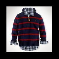 Children Cashmere Soft Sweaters