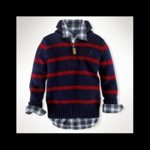 China Children Cashmere Soft Sweaters on sale