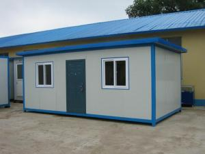 China China manufacturer of modular container homes on sale