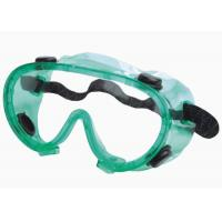 China Road Construction PPE Safety Glasses Anti Scratch Eye Safety Glass Light Weight on sale